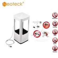 Neoteck фотокаталитический Противомоскитный светильник управления USB светодиодный фотокаталитический Противомоскитный светильник для борьбы с вредителями Электроника антимоскитная лампа