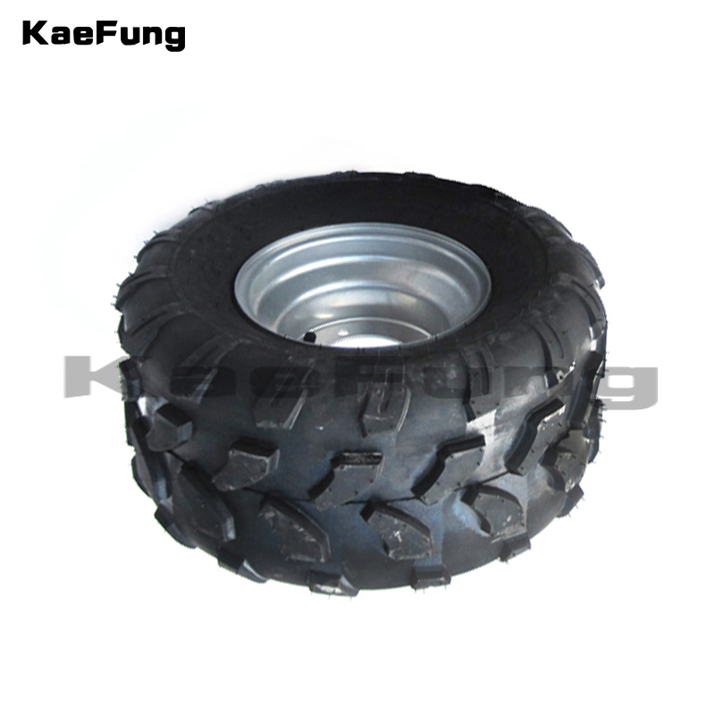 ATV 19x7.00-8 19x7-8 inch tyre tires 150cc 250cc vacuum tire front tire drift tire front 10spoke bk 24mm 2pcs
