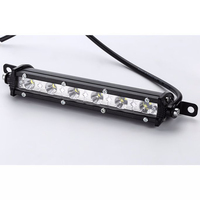 18W Slim Single Row Led Strip Light Work Lights Off Road Car Modified Spotlights In The