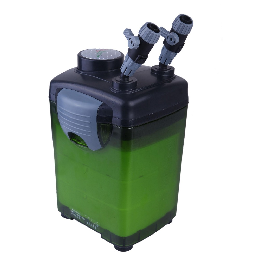 Aquarium fish tank external filter ef 1 1000l h - Jebo Ap825 Ap 825 External Aquarium Filter Aquarium External Filter Barrel Bucket Mute