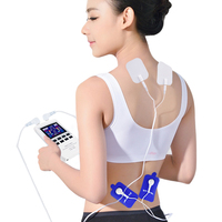 Multifunction Body Massager Slimming Tens Acupuncture Therapy Massage Electronic Pulse Neck Back Foot Pain Relief Patches Slim