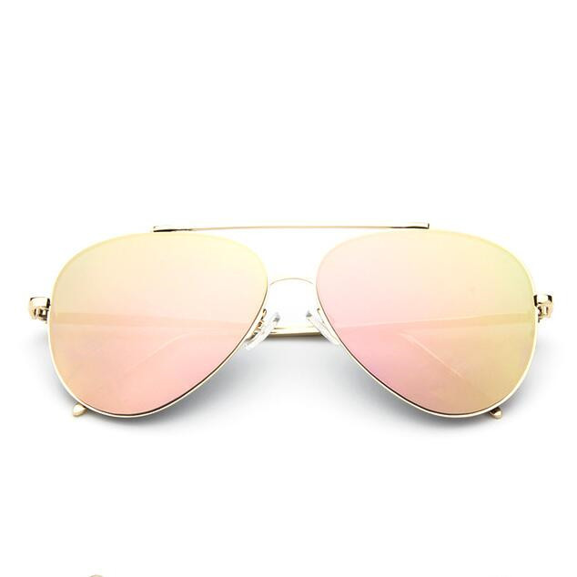 25c503514494 Luxury Aviator Sunglasses Women Brand Designer Vintage Sun Glasses ...