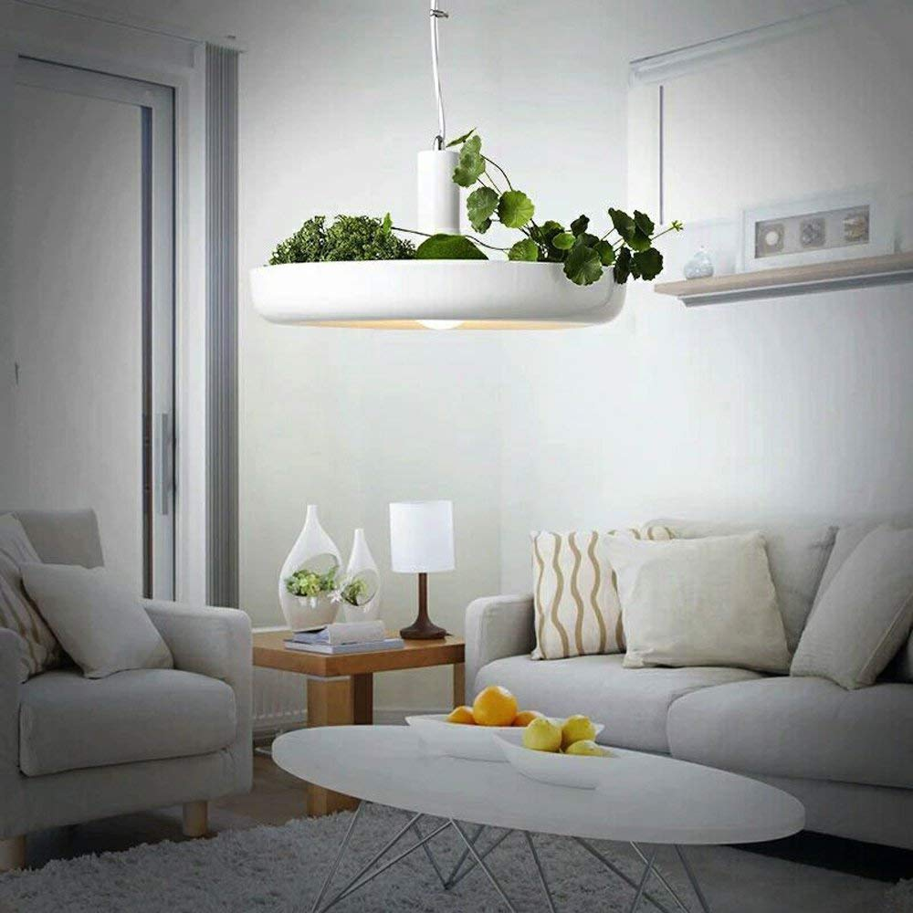 Modern Sky garden Pendant light DIY Plant Shade Kitchen Restaurants Hanging Lamp Creative Bar Lighting Fixture Garden Lights pendant light modern pendant lights kitchen restaurants bar decorative home lighting fixture creative dining room lamp