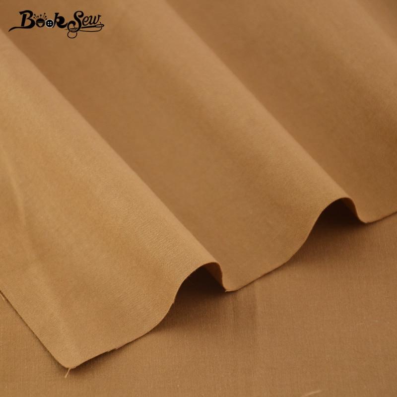 Booksew 100% tkanina bawełniana Biały kolor Telas Por Metro - Sztuka, rękodzieło i szycie - Zdjęcie 5