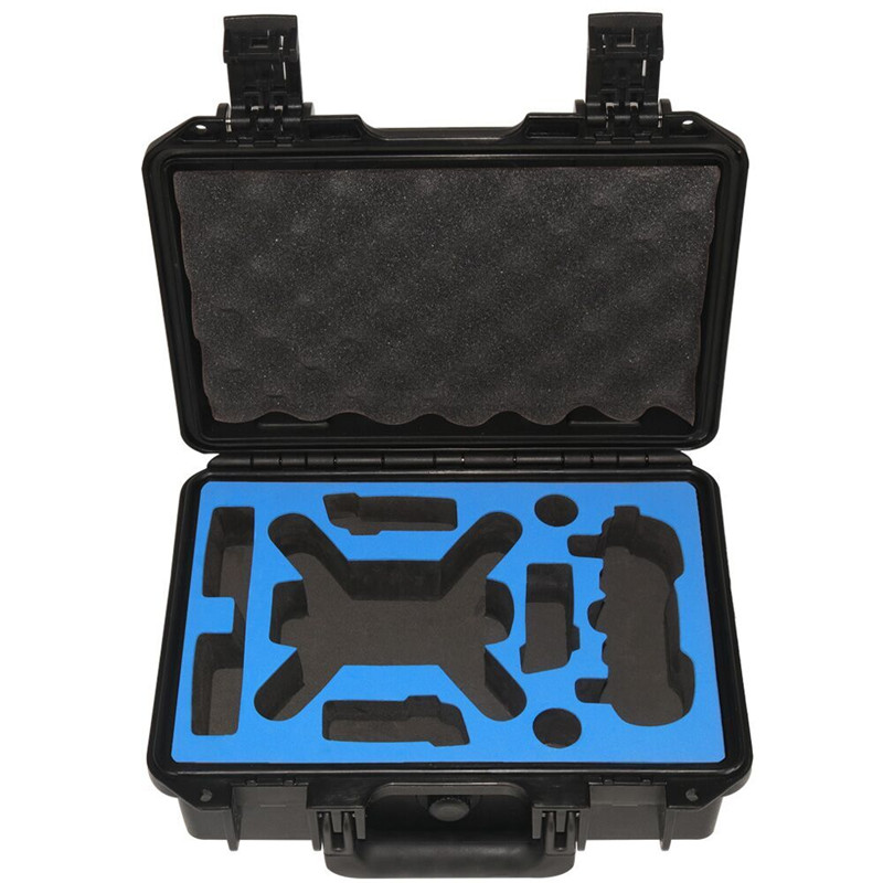 Transportation HardShell Box for for DJI Spark Bag Case Drone Accesssories DJI Spark Travel Rain-proof Storage Bag Carry Case top quality suitcase travel transport safety storage case bag for dji spark accessories pgytech portable explosion proof box