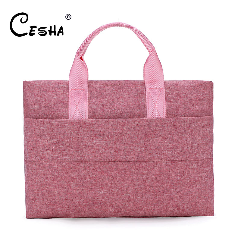 Hot Sale Durbale 15inch Laptop Bag High Quality Canvas Men And Women Document Bag Fashion Portable Business Briefcase