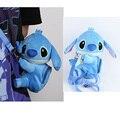 Nova bonito dos desenhos animados brinquedos de pelúcia mochila para crianças adulto