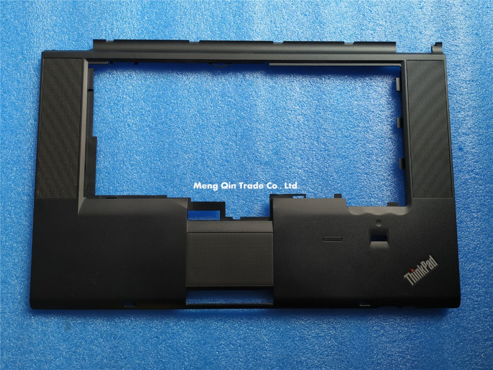 New Original for Lenovo Thinkpad T520 T520I W520 Palmrest Empty Cover with FP&CS Hole 04W1367 04W1368 image