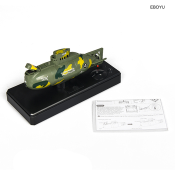 6CH Speed Radio RC Electric Mini Submarine 5