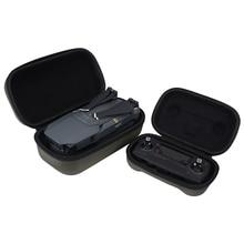 2in1 MAVIC PRO Durable Portable Hardshell Transmitter Controller Storage Box + Fuselage Housing Bag Case COMBO for DJI MAVIC PRO