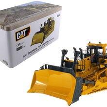 Коллекционная литая игрушка модель подарок, DM 1:50 гусеница кошка D11T Тип трактора бульдозер Инженерная техника транспортных средств 85565