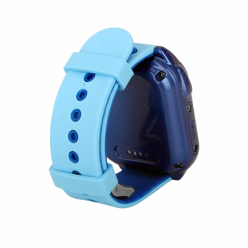 M06 IP67 Waterproof Children GPS Swimming Smart Watch Kids Watch SOS Call Location Device Tracker Safe Anti-Lost Monitor PK DF25
