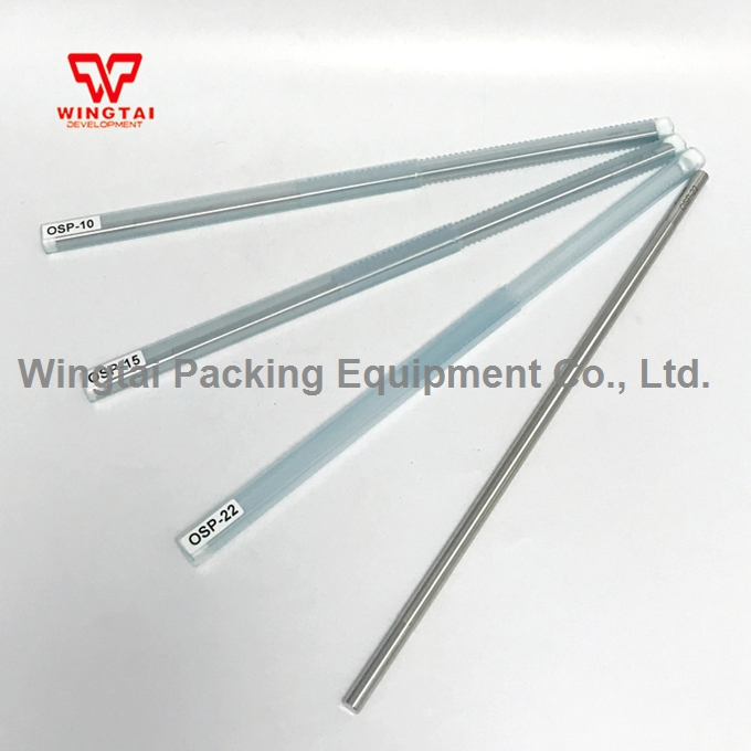 L400mm Japan OSP Wire bar Applicator Stainless steel Formed Wire Rod Coater stainless steel material aaron wire bar effective coating width 200mm scraping ink bar