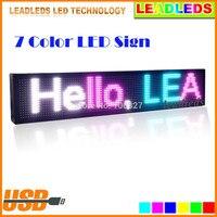 Kapalı Ekran Hareketli Mesaj Tam Renkli LED Işareti Programı Dijital Kaydırma Kurulu 30