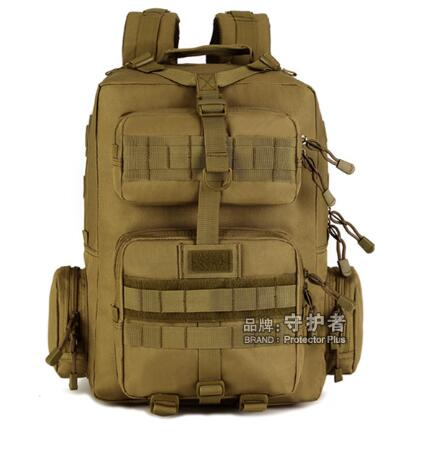 30L  Waterproof Nylon Backpacks Army Military Tactical Large Capacity Rucksack Outdoor Travel Camping Hiking Survival Bag 092 50l tactical backpacks fly fishing outdoor camping hiking backpack 600d nylon military bags large capacity travel bag for men