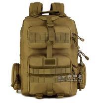 30L Mochilas del Ejército Táctico Militar de Nylon Impermeable de Gran Capacidad Mochila de Viaje Al Aire Libre Que Acampan Yendo de Supervivencia Bolsa 092