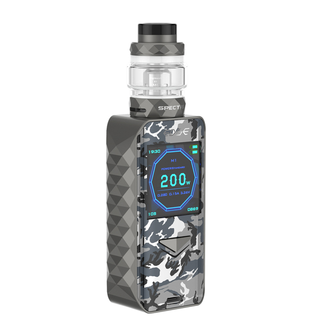 , In Stock Digiflavor Edge Kit with 5.5ml/4ml Atomizer fast wireless charging & advanced AS chipset ecigarette Vape Kit Vs Drag 2