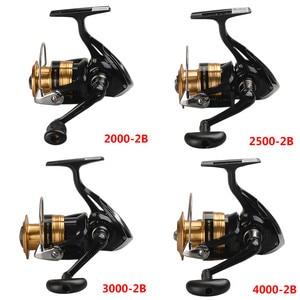 Image 2 - DAIWA SWEEPFIRE Spinning Fishing Reel 1500/2000/2500/3000/3500/4000 Fishing Reels 2BB 5.3:1 Saltwater Carretilhas Pesca Reel