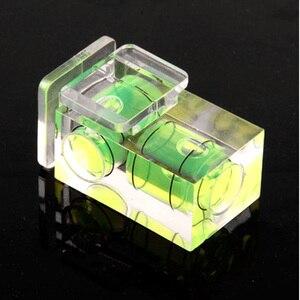 Image 4 - Kaliou nivel de burbuja de 2 ejes Universal Nivel de zapata caliente para Canon Nikon Casio Fuji Samsun Cámara accesorios DSLR