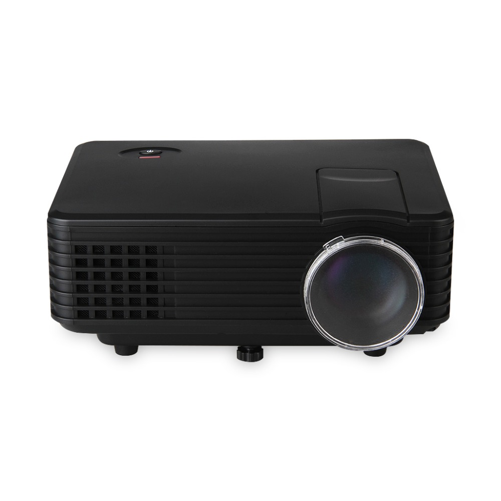 Venta caliente RD805 Mini Proyector LLEVADO de la Ayuda 1080 P Full HD de Cine E
