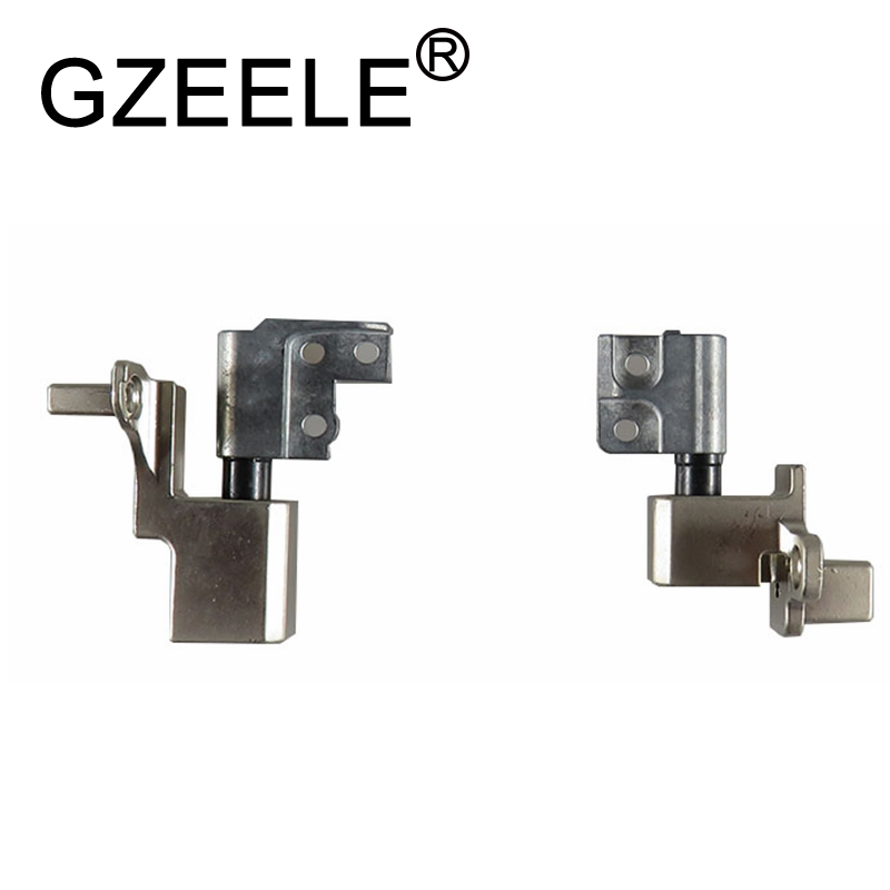 GZEELE Laptop LCD Hinges For Lenovo For IBM for ThinkPad T500 W500 screen axis shaft 43Y9737 43Y9738 15.4 inch lcd Screen Hinges