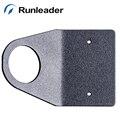 Runleader Hour Meter Tachometer Vibration Meter Mounting Bracket Universal Steel Black