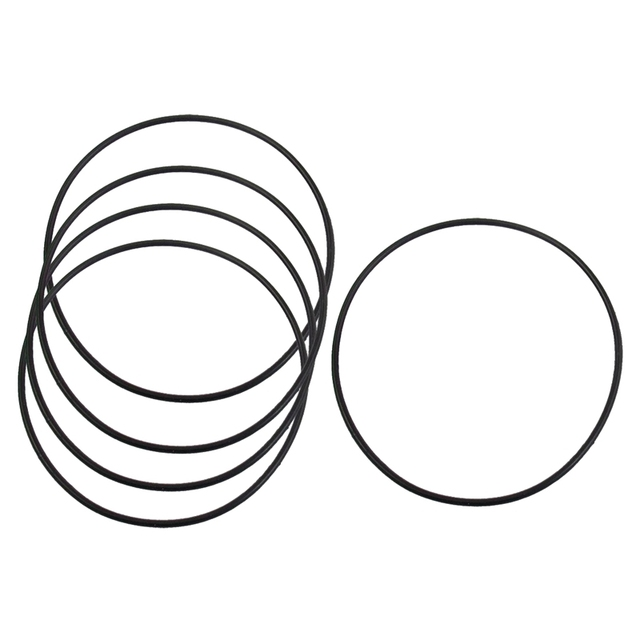 O Ringseal Ring Made Of Rubber 80 X 2 Mm For Oil Filter 5 Pieces