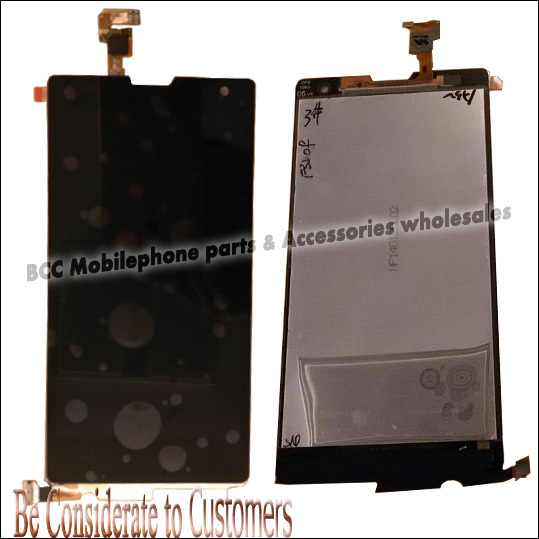 ФОТО LCD Screen Display Digitizer Touch Panel Glass Assembly For Huawei Honor 3C 100% Original New White/Black Tools Free 3pcs/lot