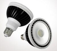 Free Shipping PAR38 20W Dimmable Cob Led Bulb E27 LED Spot Bulb Lamp Light Warm Cold