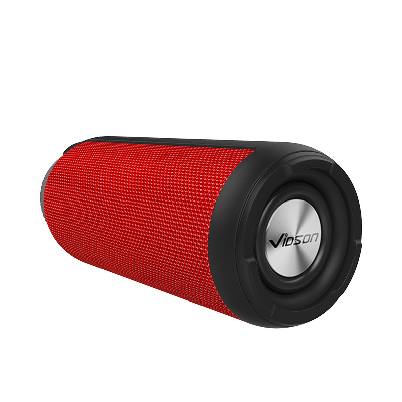 W-king Speakers Portable Bluetooth Speaker 20W Subwoofer mini Wireless Speaker for phones Support TF Card AUX Computer Speakers mirror design bluetooth speaker wireless mini alarm clock speaker car subwoofer potable wireless speaker support tf card