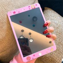 Dla Apple iPad 2018 9 7 2017 9 7 Pro 9 7 cal Air1 Air2 ochraniacz ekranu ze szkła hartowanego sailor Moon Cartoon wzór tanie tanio Rlenda Odporne na zarysowania 1 Paczka Szkło hartowane Bez pakietu For iPad Air1 Air2 Pro 9 7 2018 9 7 2017 9 7 Guangdong Chiny (kontynent)