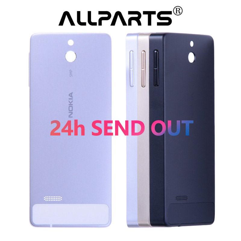 Warranty Housing For Nokia Lumia 515 Back Cover Case RM-952B Battery Rear Door with Adhesive For Nokia Lumia 515 Battery Cover