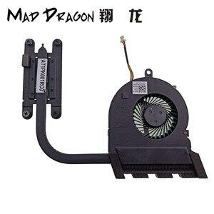 Image 5 - MAD DRAGON Merk Laptop Voor Dell Inspiron 15 5565 17 5765 Quad Core CPU Heatsink en Ventilator Geïntegreerde Intel Graphics 0JGJYW JGJYW