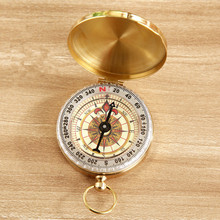 Free shipping 2016 New arrival Portable outdoor multifunction mini compass camping fluorescence compass
