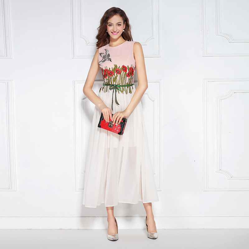 Online Get Cheap Casual Long Summer Dresses -Aliexpress.com ...