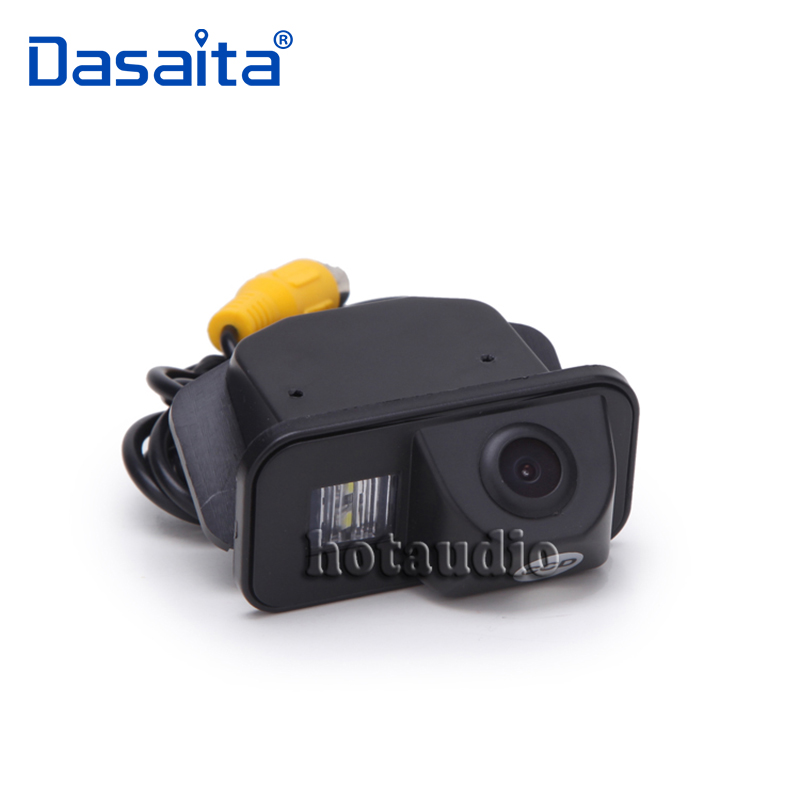 Night Vision Car Reverse Camera For Toyota Corolla 2007 2008 2009 2010 2011 HD CCD Backup Rear View