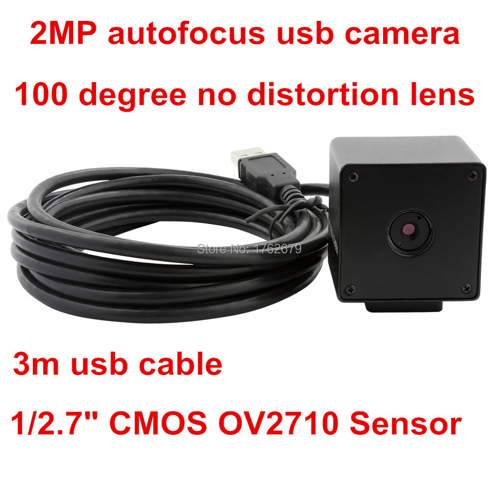 2megapixel 1920x1080p mjpeg 3060fps high frame rate ov2710 medical autofocus no distortion lens box