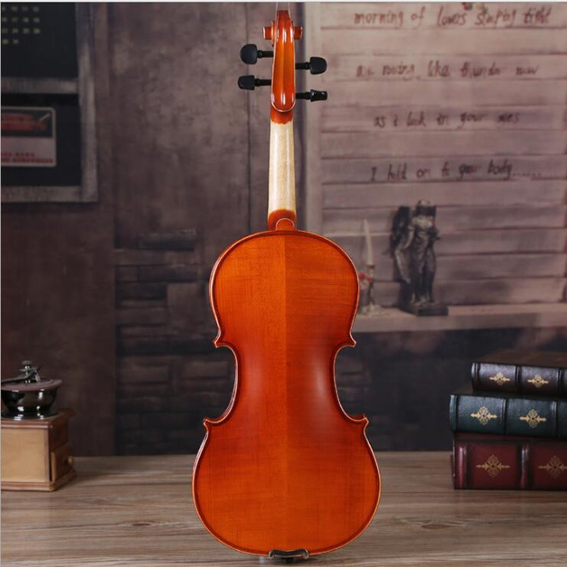 Manual wood adult violin beginners practice the violin introduction Maple Picea A V007 in Violin from Sports Entertainment