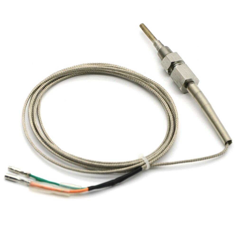 Universale K-Tipo di EGT Termocoppia Sensori di Temperatura Per Gas di Scarico SondaUniversale K-Tipo di EGT Termocoppia Sensori di Temperatura Per Gas di Scarico Sonda