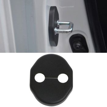 New 1 Pc Auto Car Door Lock Cover Protection Case For Mazda 2 5 6 for Mazda CX-5 MX-5 Vehicle Car Accessories image