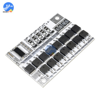 100A 5S BMS 12V 16.8V 21V Li-ion Lithium 18650 Battery Protection Circuit 18650 BMS Balancer Power Bank Charger Atmega image