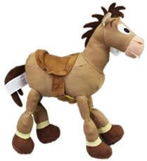 Оригинальный Toy Story яблочко лошадь милые вещи плюшевые игрушки куклы для детей подарок на день рождения 23 см