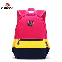 RUIPAI Nylon Children School Bags Fashion Children Backpacks Brand Design Kindergarten kid Backpack Girls Boys Rucksacks