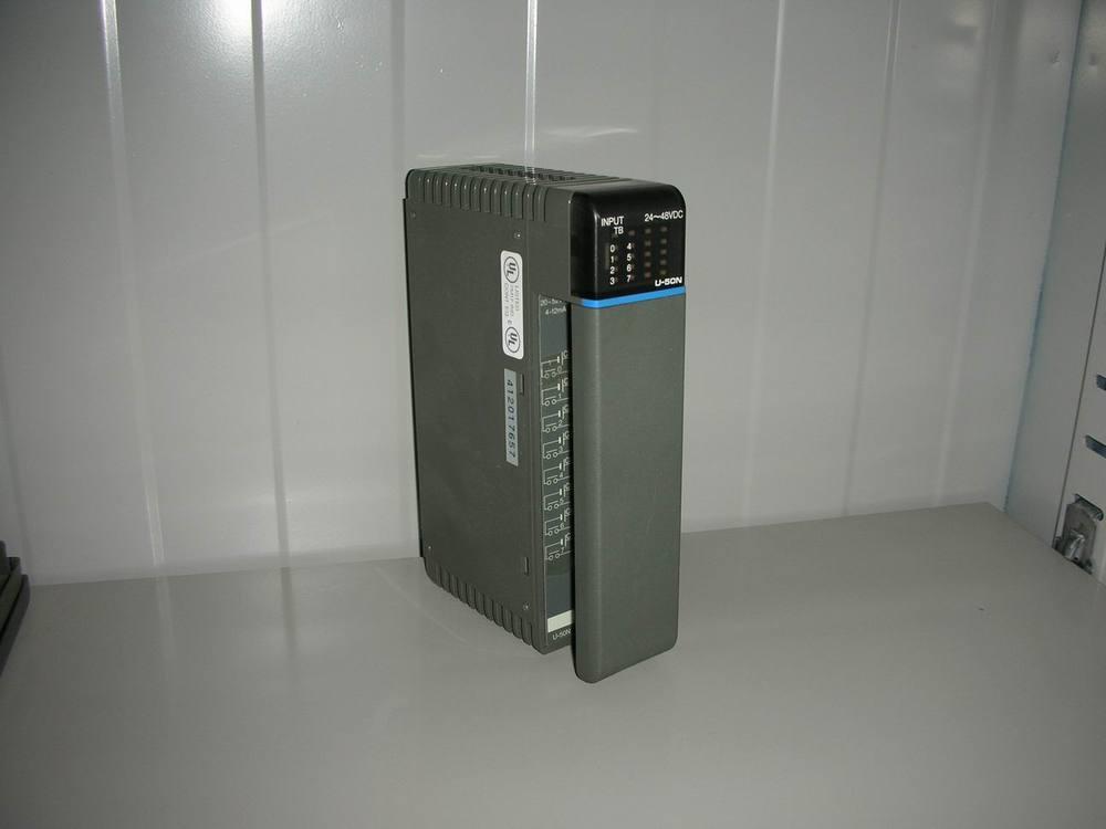 1PC USED OKO PLC U-50N 1pc used plc u 01t koyo