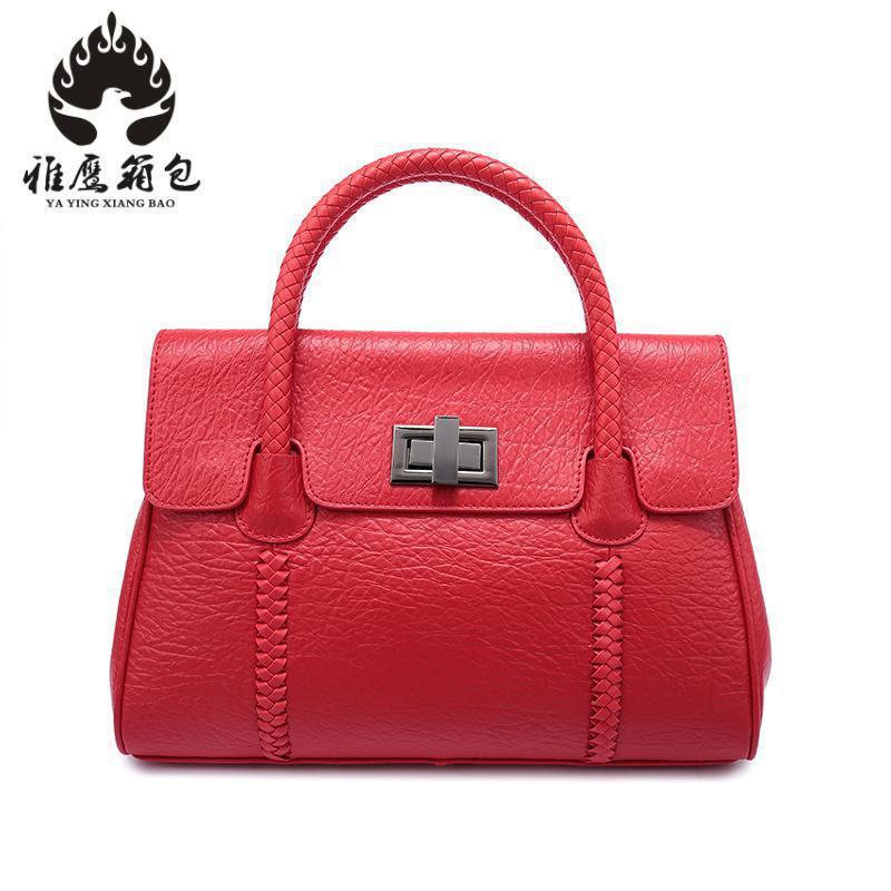 все цены на American Brand Designer Luxury Real Leather Bag Genuine Leather Crossbody Bag High Quality Leather Bags онлайн