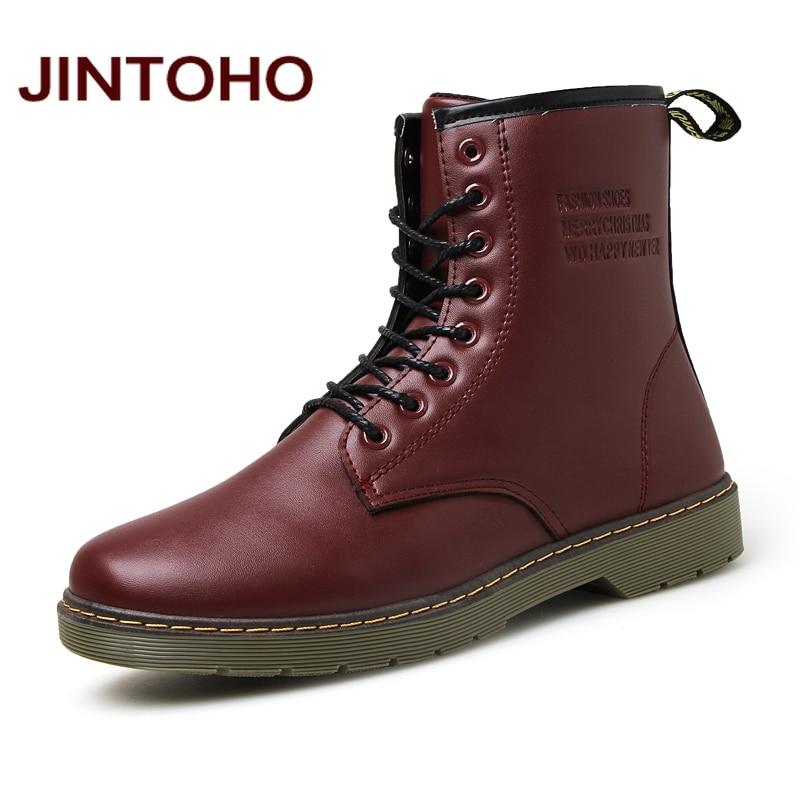 botas de invierno baratas para hombres