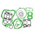 Motores de motocicletas cárter cubre kit juego de juntas de cilindro para yamaha yz125 yz200 yz 125 200 nuevo