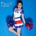Черлидинг одежды костюм одежда цветок одежды букет танец одежды