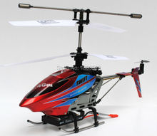 Hot Sell F162 2.4G 4 Channel 35cm scale RC Helicopter Metal Remote Control Helicopter Gyro RTFwith Gyroscoper for kids as gift