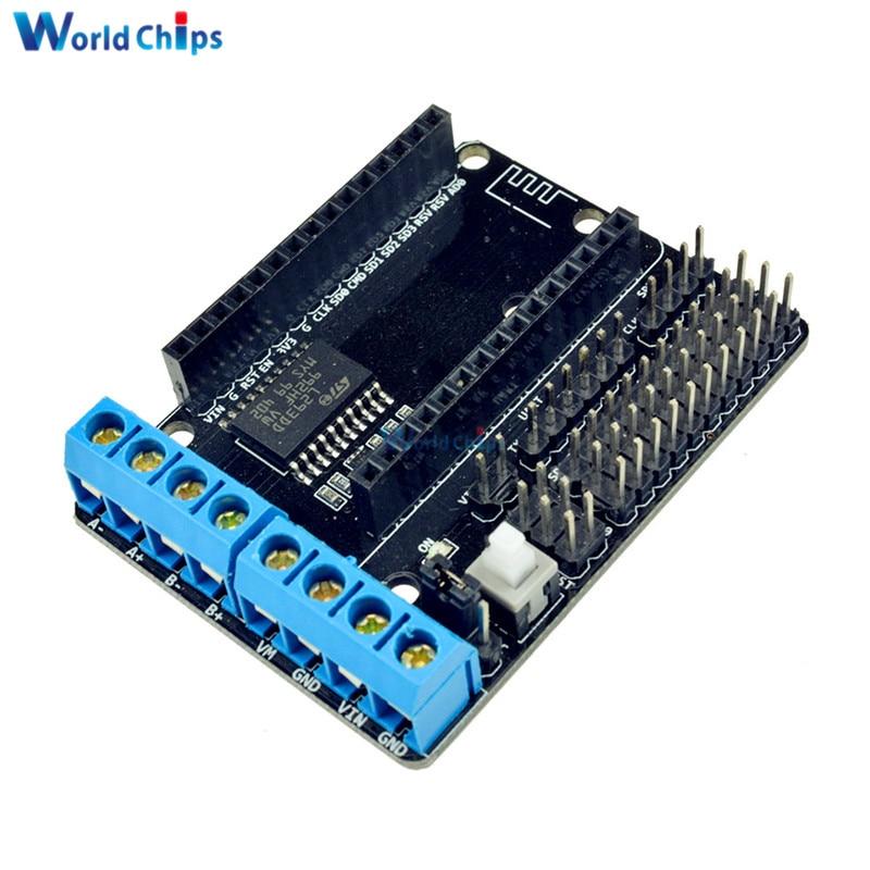 Wifi nodemcu lua motor driver shield board l d for